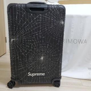 シュプリーム(Supreme)のSupreme®/RIMOWACheck-InL 86L キャリーケース(トラベルバッグ/スーツケース)