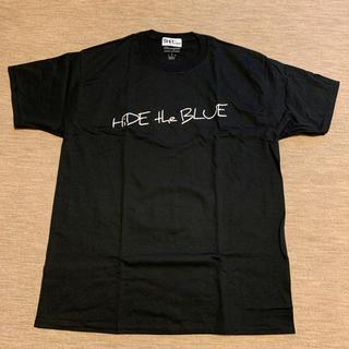 Champion - bish「hide the blue」ピクセルTシャツ