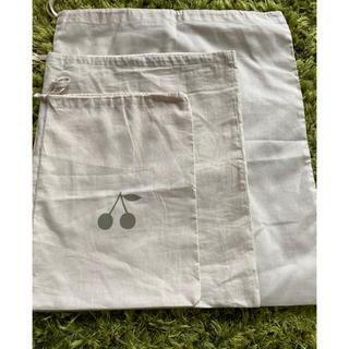 Bonpoint - ボンポワン グリーン布袋