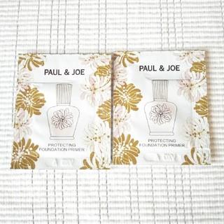 ポールアンドジョー(PAUL & JOE)のポールアンドジョー ♡ プライマー サンプル(化粧下地)