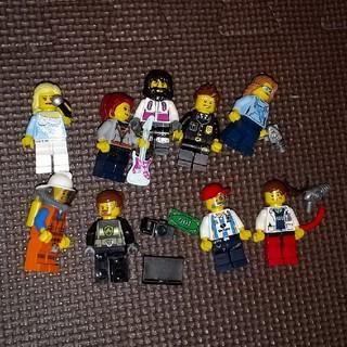 Lego - レゴ 人形 フィギュア 小物