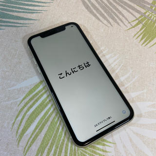 Apple - 美品 iPhone11 128GB SIMフリー ホワイト