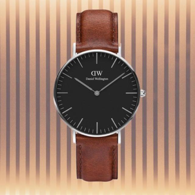 ヌベオ コピー 2017新作 、 Daniel Wellington - 安心保証付き【40㎜】ダニエルウエリントン 腕時計〈DW00100130〉の通販