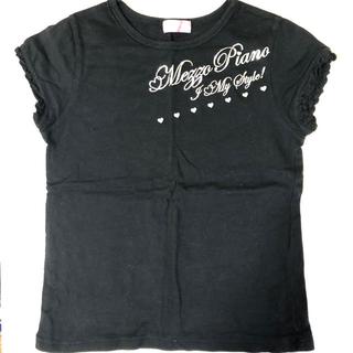メゾピアノ(mezzo piano)のメゾピアノ キッズ用 Tシャツ(Tシャツ/カットソー)