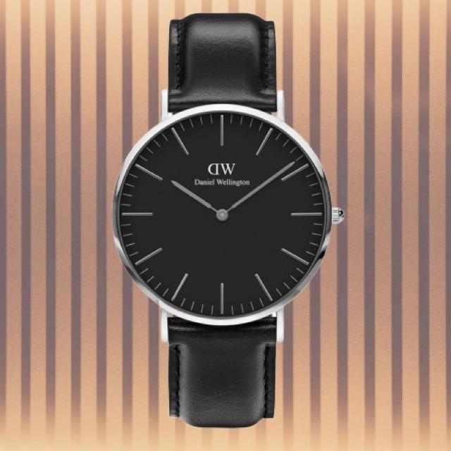 モーリス・ラクロア コピー 箱 - Daniel Wellington - 安心保証付き【40㎜】ダニエルウエリントン 腕時計〈DW00100133〉の通販