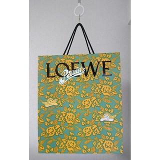ロエベ(LOEWE)のロエベ 紙袋 ショッパー(ショップ袋)