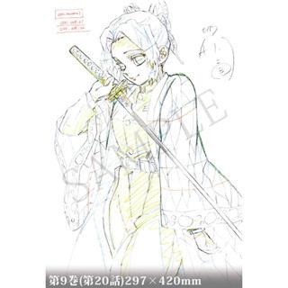 集英社 - 鬼滅 ブルーレイ DVD 9巻 特典 非売品 しのぶ 煉獄 無一郎 蜜璃