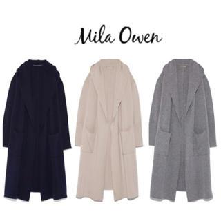 Mila Owen - MilaOwen ニットコーディガン