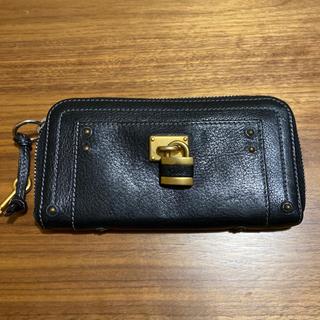 クロエ(Chloe)のchloe 長財布 財布(財布)