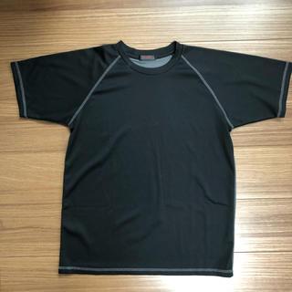 ジーユー(GU)のドライTシャツ(Tシャツ/カットソー(半袖/袖なし))