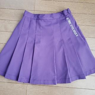 イングファースト(INGNI First)の☆INGNI First☆紫スカート(スカート)