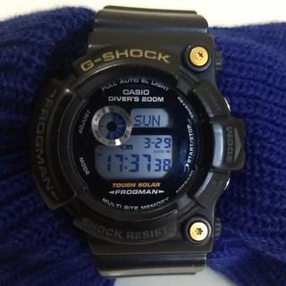 ジーショック(G-SHOCK)のGショック フロッグマン FROGMAN GW-200RB(腕時計(デジタル))