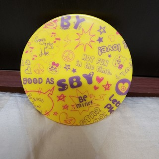 エスビーワイ(SBY)のSBY 鏡 ミラー コンパクトミラー 手鏡 ニコラ(ミラー)