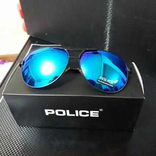 ポリス(POLICE)のPOLICE ミラー系 サングラス(サングラス/メガネ)