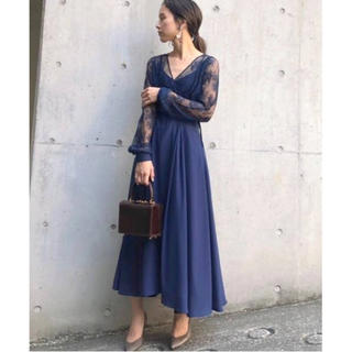 Ameri VINTAGE - AMERI LADY LACE VEIL DRESS
