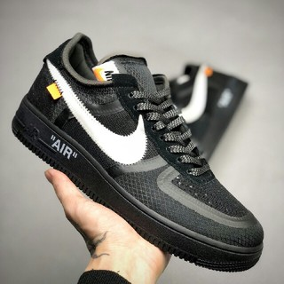 OFF-WHITE - THE 10 NIKE AIR FORCE 1 LOW OFF-WHITE