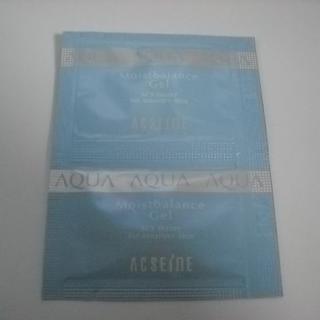 アクセーヌ(ACSEINE)のアクセーヌ モイストバランスジェル サンプル 2個(保湿ジェル)