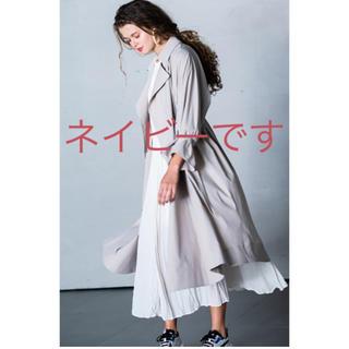エミアトリエ(emmi atelier)の新品♡2019SS雑誌掲載完売emmiスプリングドロストコート(トレンチコート)