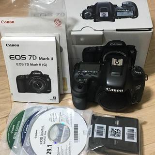 Canon - Canon 7Dmark2 本体 箱付き使用感少なめ 7D2