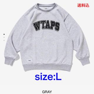W)taps - WTAPS DAWN DESIGN CREW NECK SWEATSHIRT L