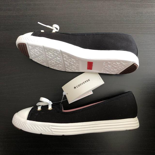 CONVERSE(コンバース)のタイムセール 新品 converse コンバース スニーカー 24cm レディースの靴/シューズ(スニーカー)の商品写真