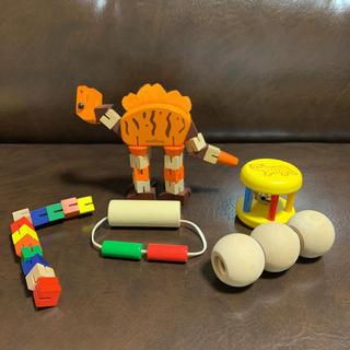 ボーネルンド(BorneLund)の知育玩具 ボーネルンド  クレヨンハウス(知育玩具)