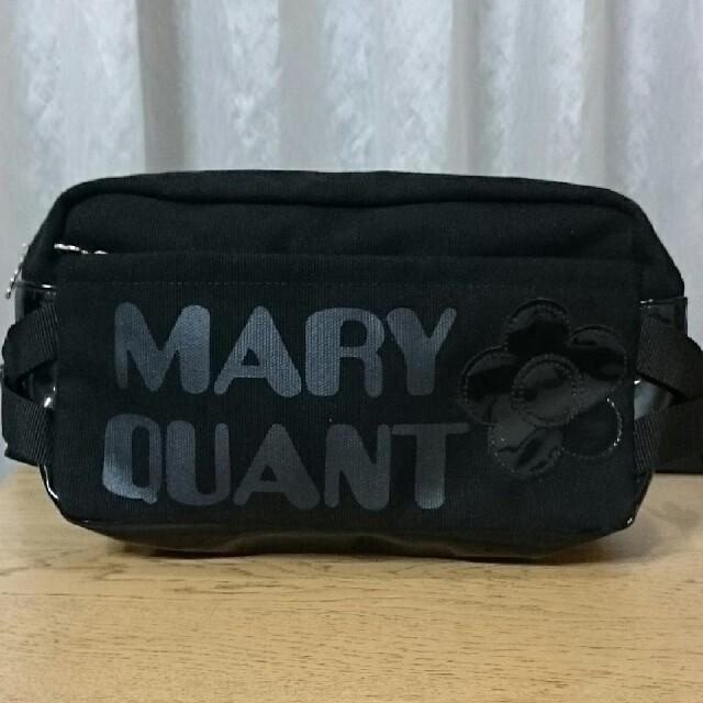 MARY QUANT(マリークワント)の【未使用】マリークワント ボディバッグ レディースのバッグ(ボディバッグ/ウエストポーチ)の商品写真