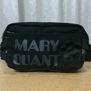 マリークワント(MARY QUANT)の【未使用】マリークワント ボディバッグ(ボディバッグ/ウエストポーチ)