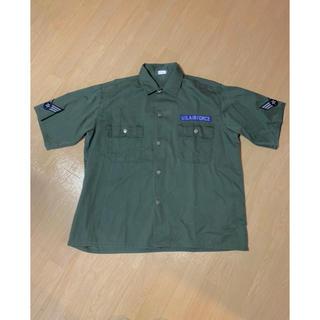 ロスコ(ROTHCO)のROTHCO U.S. エアフォースビンテージ BDUシャツ(シャツ)