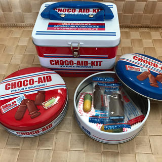 KALDI - カルディ チョコエイド缶 まとめて