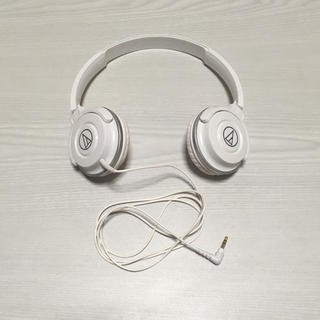 audio-technica - ヘッドホン ATH-S100 白 中古