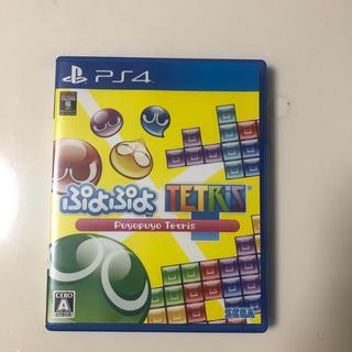 PlayStation4 - ぷよぷよテトリス PS4