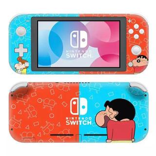Nintendo Switch - 〖新品〗クレヨンしんちゃん② 任天堂SwitchLight 保護スキンシール