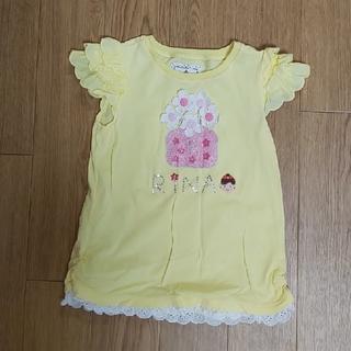 mikihouse - MIKI HOUSE  リーナちゃんTシャツ 110