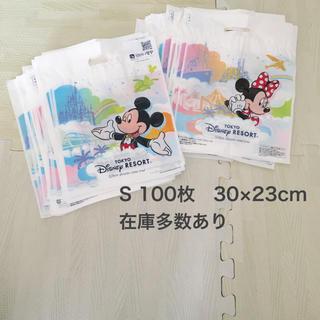 Disney - ミッキー S65枚 ディズニー ショッパー 袋