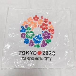 TOKYO2020 招致公式グッズ タオル(ノベルティグッズ)