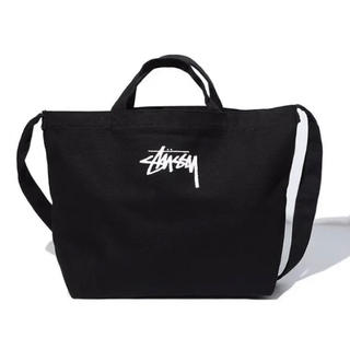 STUSSY - 人気❗️STUSSY ステューシー 2way トートバッグ