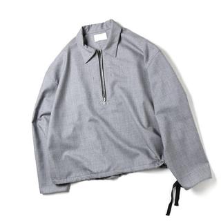 URU TOKYO half zip shirts(シャツ)