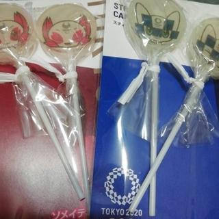 東京2020 オリンピックマスコット キャンディー(菓子/デザート)