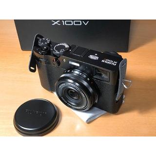 富士フイルム - 中古美品:Fujifilm X100 V ブラック