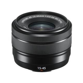 富士フイルム - 新品 フジ XC15-45mm 1年保証 キタムラ購入 送料無料