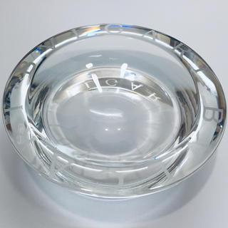 BVLGARI - 【BVLGARI 送料込】ブルガリ 灰皿 クリスタルガラス