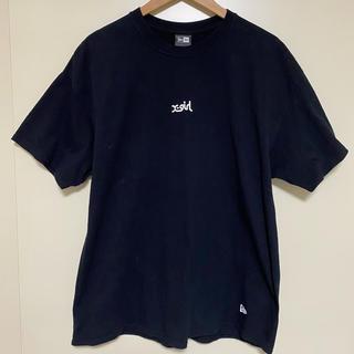 エックスガール(X-girl)のx-girl  NEW ERA コラボTシャツ(Tシャツ(半袖/袖なし))