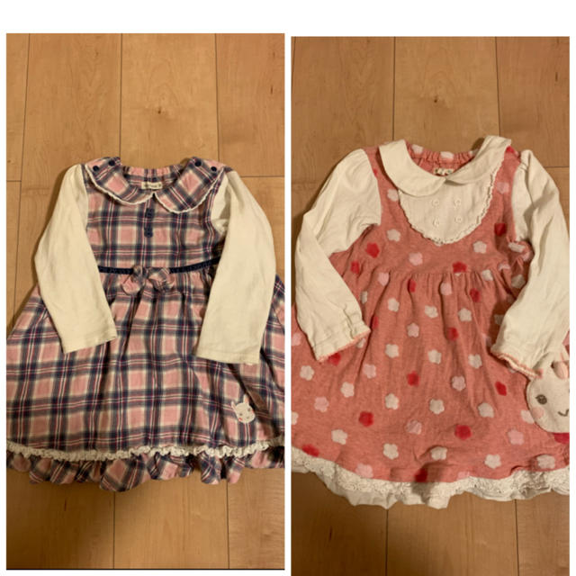 coeur a coeur(クーラクール)の専用です♪ キッズ/ベビー/マタニティのキッズ服女の子用(90cm~)(Tシャツ/カットソー)の商品写真
