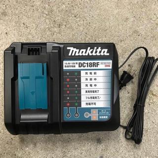 マキタ(Makita)のマキタ 14.4/18V兼用充電器  DC18RF(工具/メンテナンス)