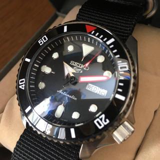 セイコー(SEIKO)のセイコーダイバー SRPD55K2 セイコー5 MOD カスタム(腕時計(アナログ))