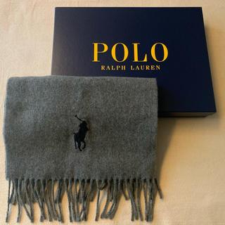 POLO RALPH LAUREN - 【未使用】ポロ・ラルフローレン マフラー Polo Ralph Lauren