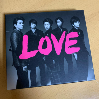 嵐 - 嵐 LOVE  CD+DVD