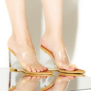イエローブーツ(Yellow boots)のO2 wedge sandals(サンダル)