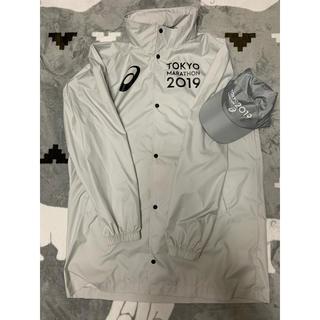 アシックス(asics)の2019年東京マラソン 補助員グッズ(陸上競技)